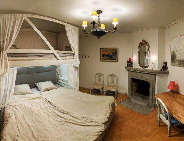 A bedroom on 1st floor